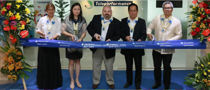 Teleperformance Philippines celebrates 20th Anniversary, opens 17th site in the country
