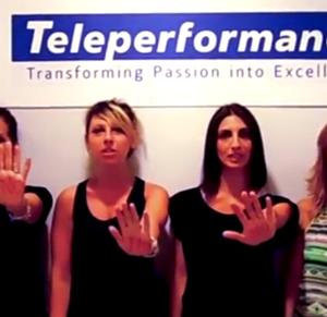 Violence Towards Women | Teleperformance Italy