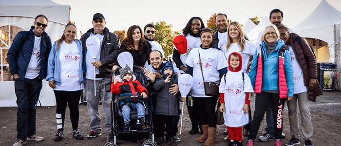 Teleperformance in Canada Participates in Light The Night Walk