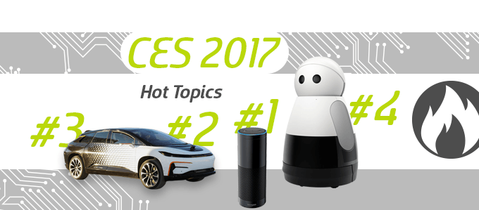 Infographic: CES 2017