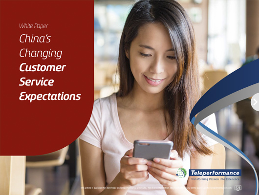 China's Changing Customer Service Expectations