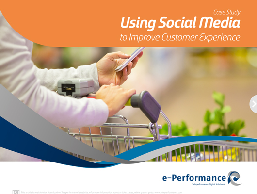 The Teleperformance Expertise: Social Media