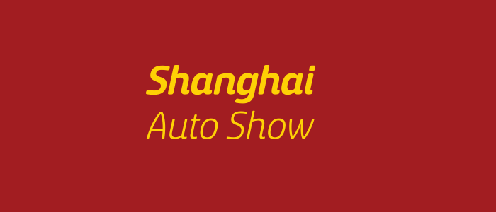 The Shanghai Auto Show was Committed to a Better Life