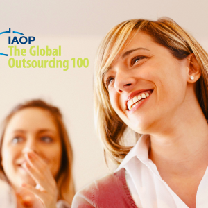 A 2017 Global Outsourcing 100 Company by IAOP