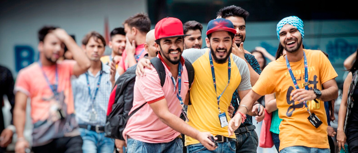 Teleperformance in India is a Best Workplace for the fifth time