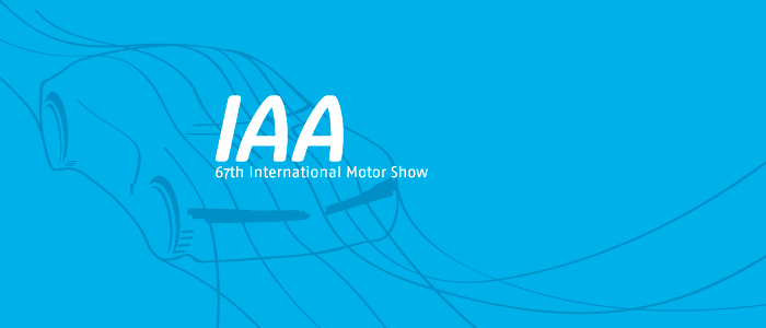 IAA – 67th International Motor Show