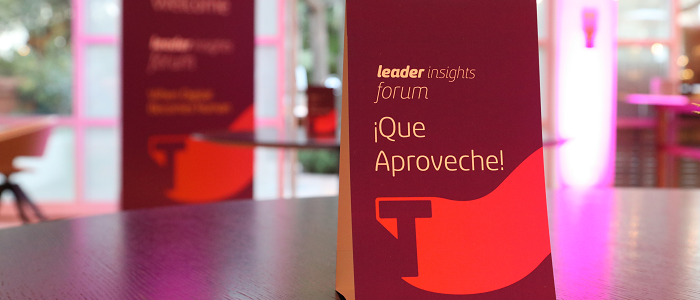 Leader Insights Forum Day 1: When Digital Becomes Human