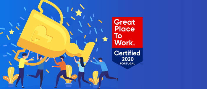 Teleperformance Portugal designated a Great Place to Work for the 10th time