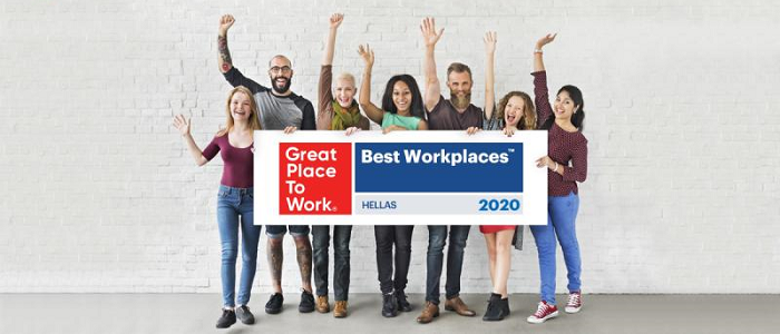 TP Greece is Great Place to Work-Certified!